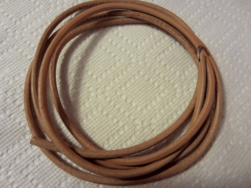 LEATHER Treadle Belt 72 Inch Part #803