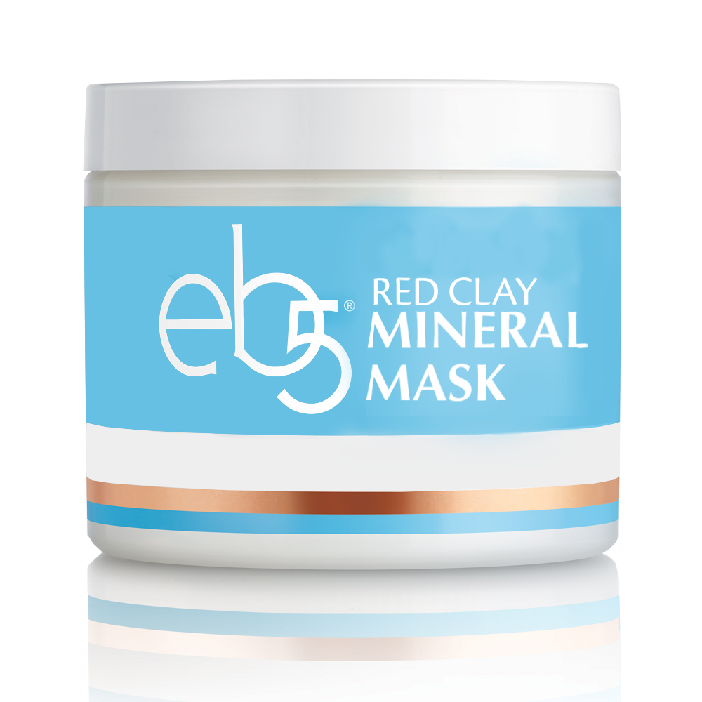eb5 Red Clay Mineral Mask