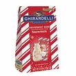Ghirardelli Peppermint Bark Snowmen Small Bag