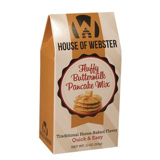 House of Webster Buttermilk Pancake Mix
