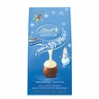 Lindt Holiday - 2 Pc. Bag - Snowman Milk & White Chocolate