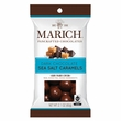 Marich Dark Chocolate Sea Salt Caramels - Single Serve