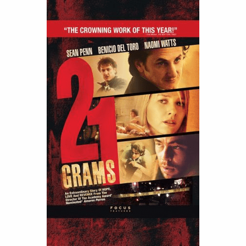 21 Grams Movie Mini poster 11inx17in