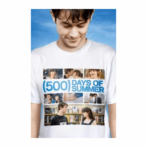 500 Days Of Summer Movie Poster 11x17 Mini Poster