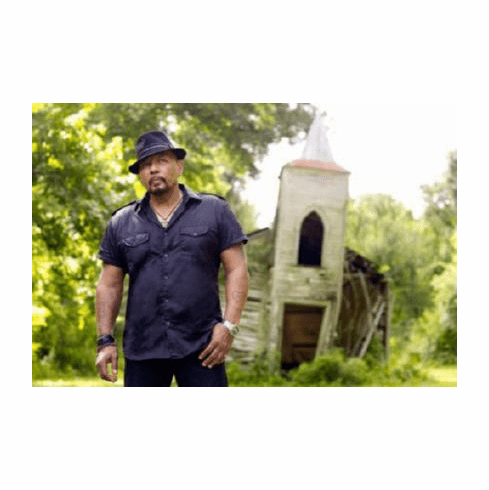 Aaron Neville 11inx17in Mini Poster #01 Steeple