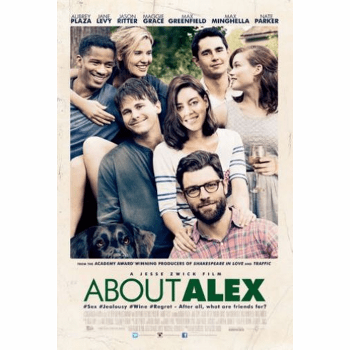 About Alex 11inx17in Mini Poster