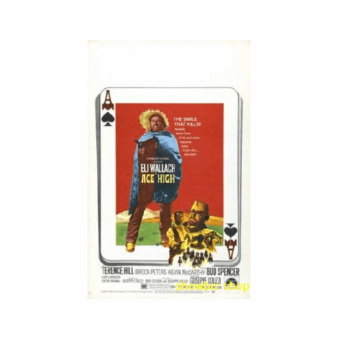 Ace High Movie Poster 11x17 Mini Poster