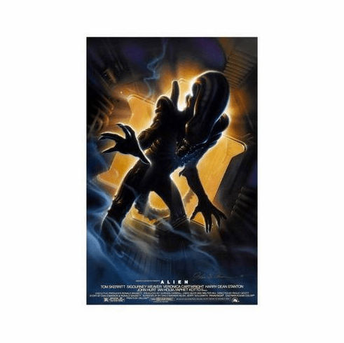 Alien Movie Poster Creature 24in x36 in