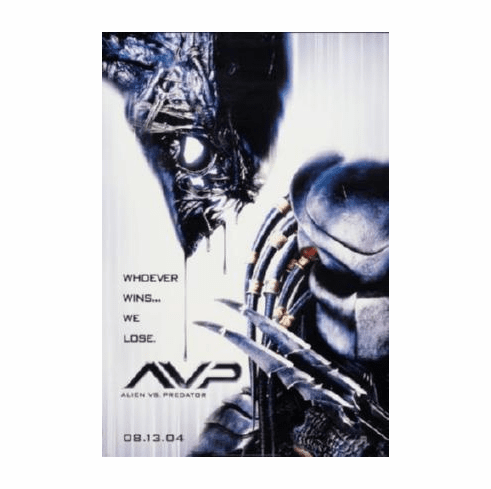 Alien Vs Predator Avp Movie 11inx17in Mini Poster #01