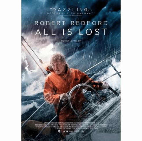 all is lost Mini Poster 11inx17in poster