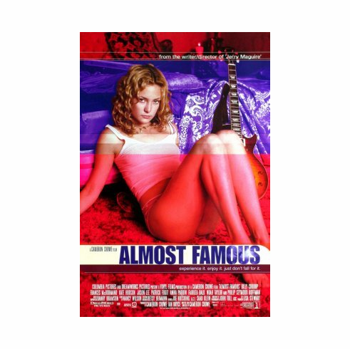 Almost Famous Mini Poster 11x17