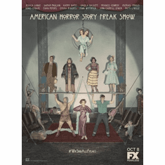 American Horror Story Freakshow poster 24inx36in Poster