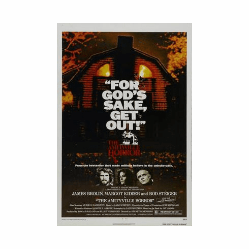 Amityville Horror The Movie Poster 24in x36 in