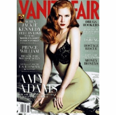 Amy Adams Mini #01 Vanity Fair Magazine Cover 8x10 photo Master Print