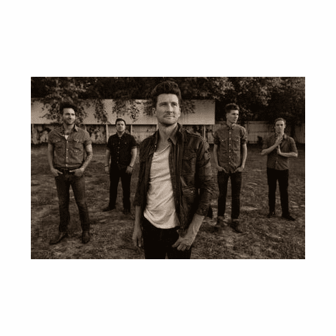 Anberlin Poster Group 24in x36 in