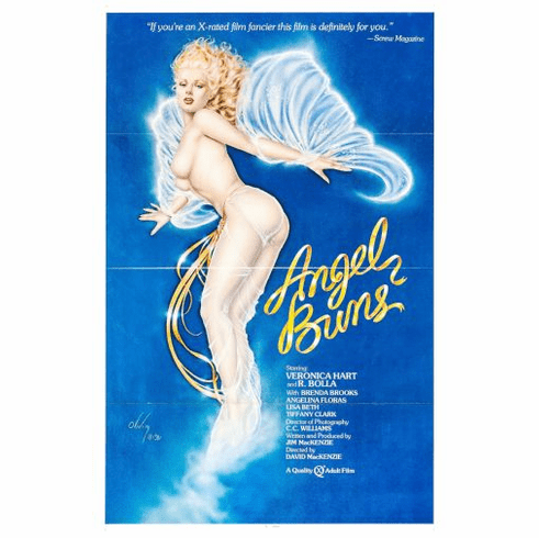 Angel Buns Movie Poster 24in x36in