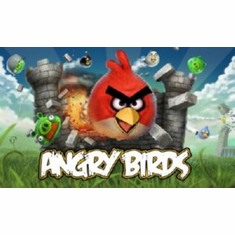 Angry Birds 8x10 photo Master Print