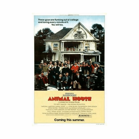 Animal House Movie Poster 24in x36 in