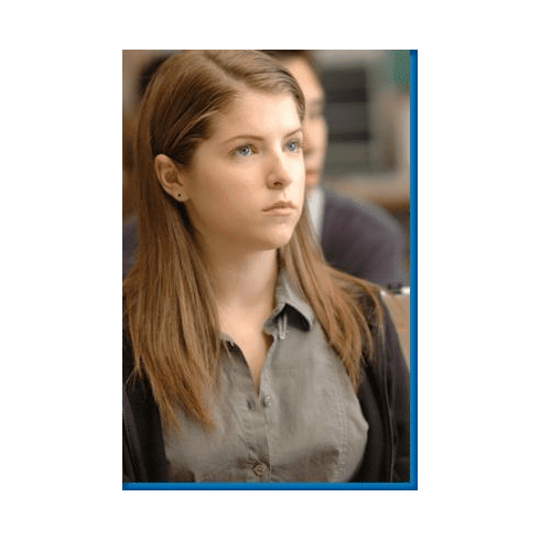 Anna Kendrick Poster 24inx36in
