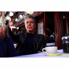 Anthony Bourdain #01 8x10 photo master print