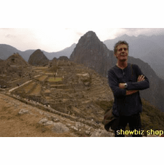 Anthony Bourdain Poster Mountain Top 24inx36in