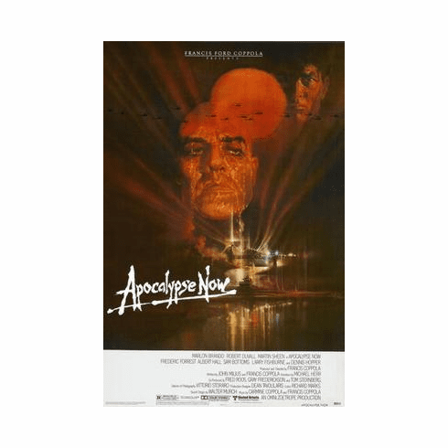 Apocalypse Now Movie Poster 24in x36 in