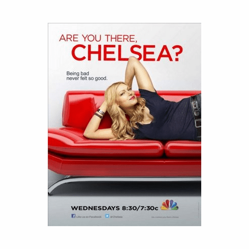 Are You There Chelsea mini poster 11x17 #01
