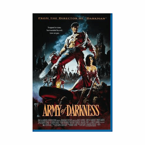 Army Of Darkness Movie Poster 24inx36in