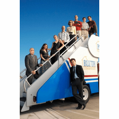 Arrested Development Poster Air Stairs 24inx36in