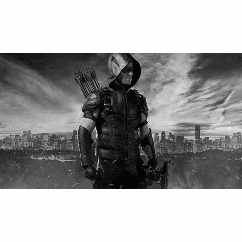 """Arrow Black and White Poster 24""""x36"""""""
