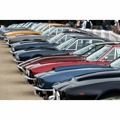 Aston Martin Car Collection Poster 24inx36in Poster