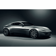 Aston Martin Db10 Mini poster 11inx17in