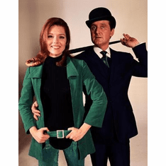 Avengers, The Poster Rigg Macnee 24in x36 in