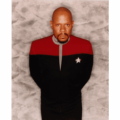avery brooks 8x10 photo