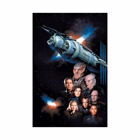 Babylon 5 Poster 24in x36 in