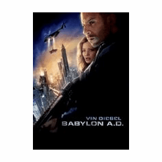 Babylon Ad Movie Mini poster 11inx17in