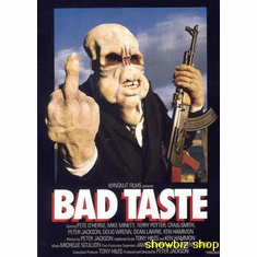 Bad Taste Movie Poster #01 11x17 Mini Poster