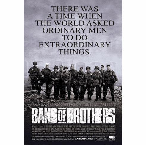 Band Of Brothers Poster 24x36