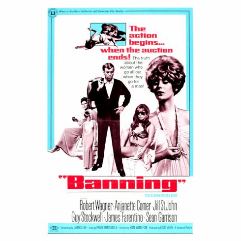Banning Movie Poster 24in x36in