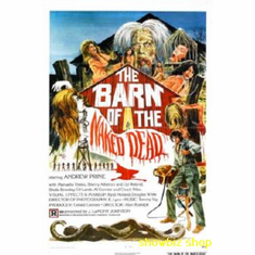 Barn Of The Naked Dead The Movie Poster 11x17 Mini Poster