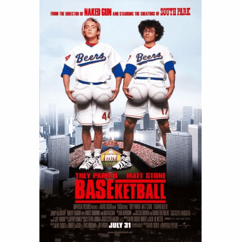 Baseketball Movie Poster 24in x36in