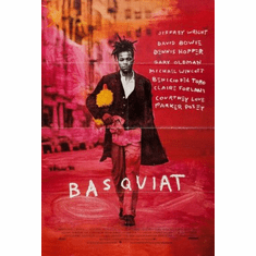 basquiat Mini Poster 11inx17in poster