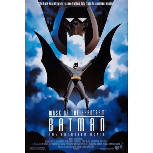 Batman Phantasm Movie Poster 24inx36in