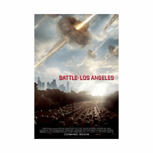 Battle Los Angeles Poster #02 24inx36in