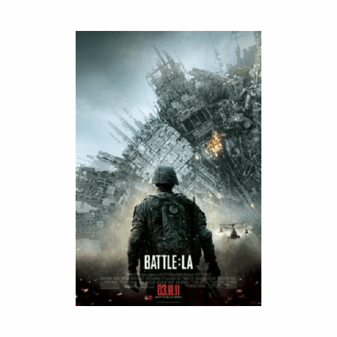 Battle Los Angeles Poster #03 24inx36in