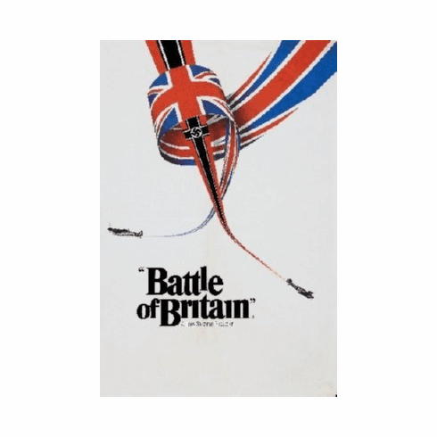 Battle Of Britain Poster 24inx36in