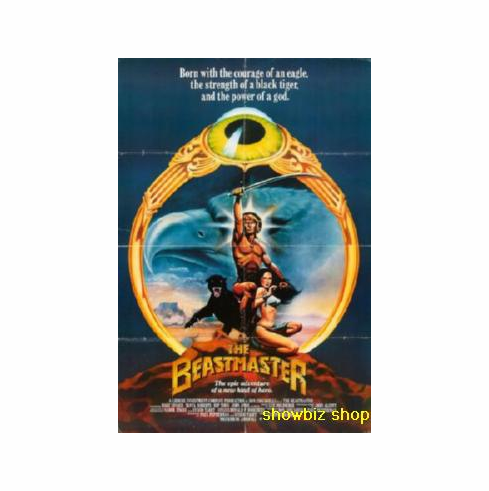 Beastmaster Movie Poster 11x17 Mini Poster