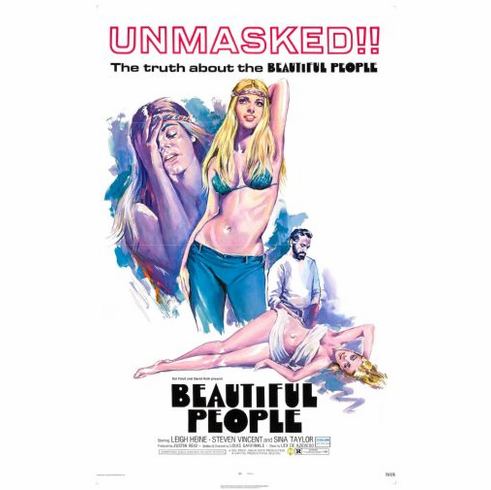 Beautiful People Movie Poster 24in x36in