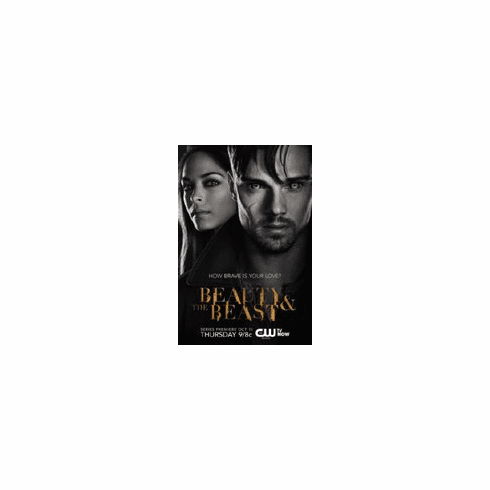 Beauty And The Beast Mini poster 11inx17in