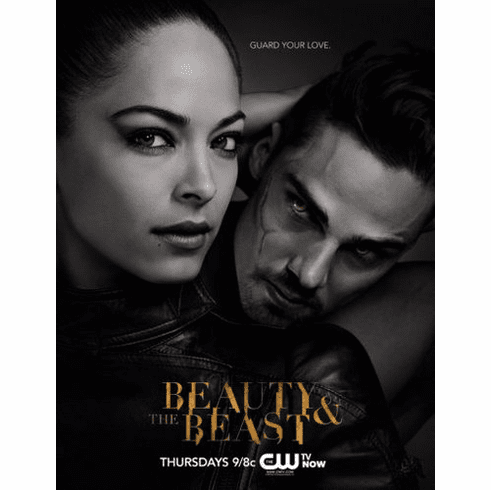 beauty and the beast Mini Poster 11inx17in poster